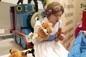 Disney storytelling for children