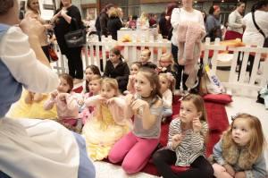 Princess storytelling for children