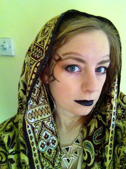 Astec costume