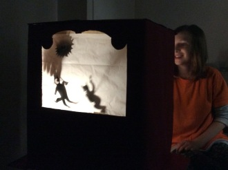 Shadow Puppet tales