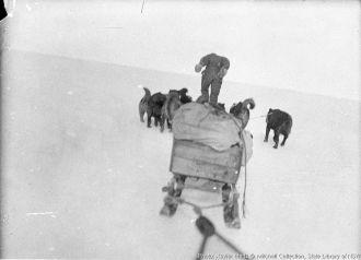 Antarctica Storytelling