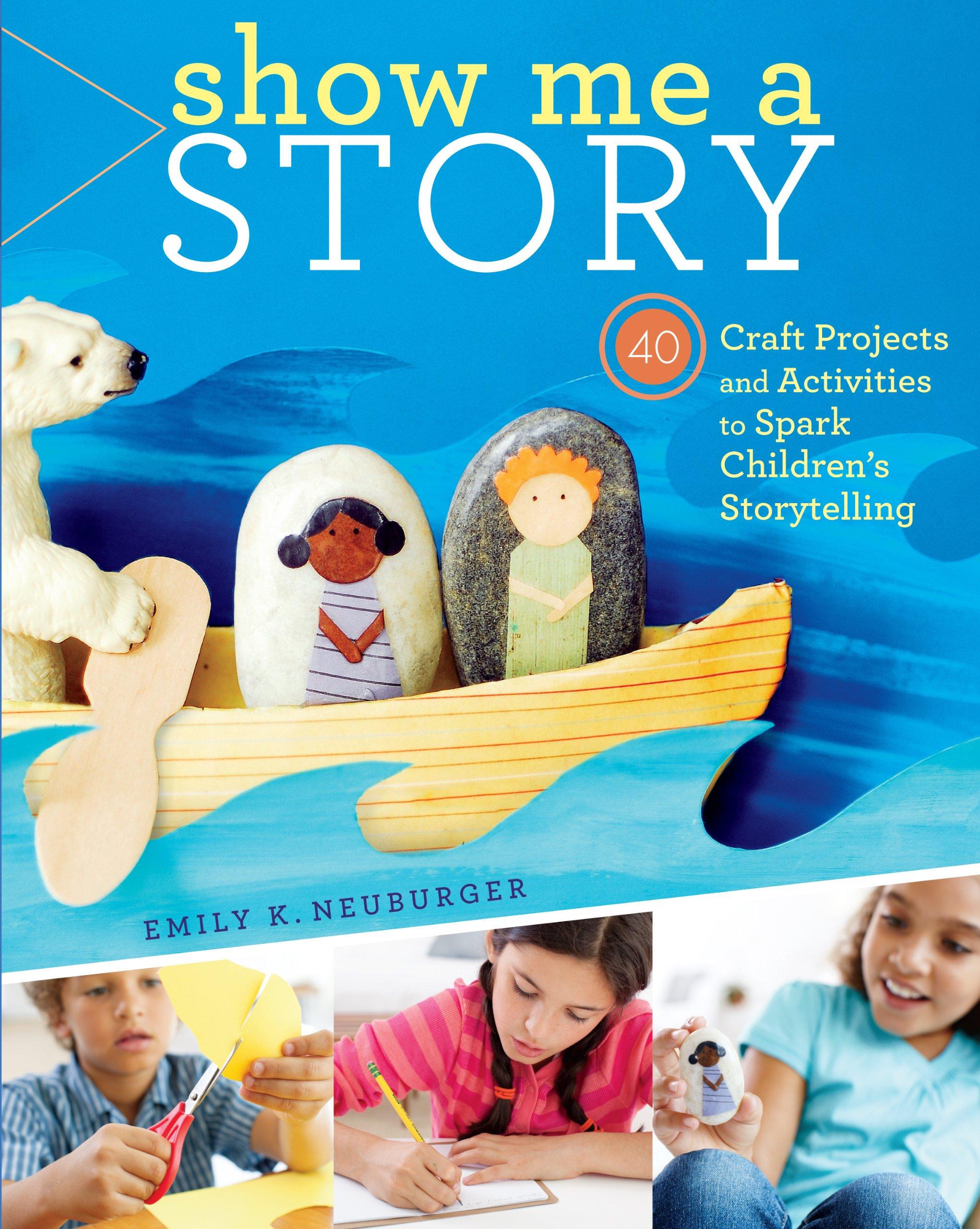 Some me a Story by by Emily K. Neuburger